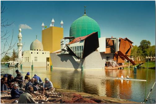 «Исламский проект»_AES+F_art_04