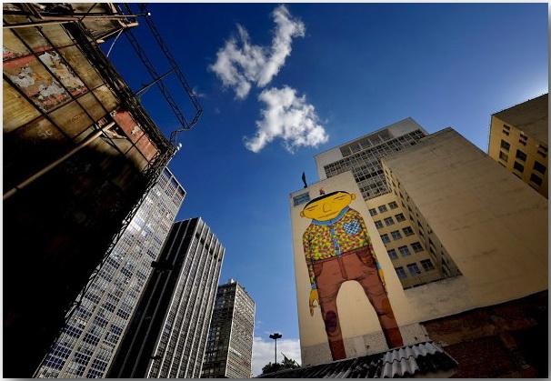 Otavio и Gustavo Pandolfo_Os Gemeos_street-art_02