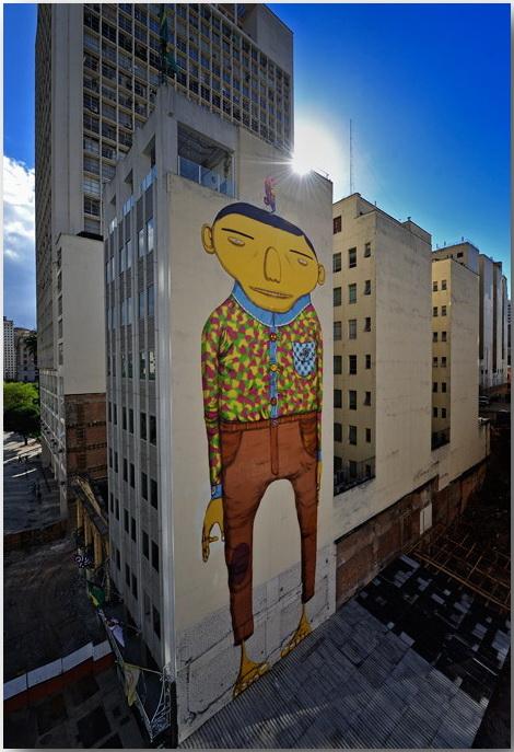 Otavio и Gustavo Pandolfo_Os Gemeos_street-art_03