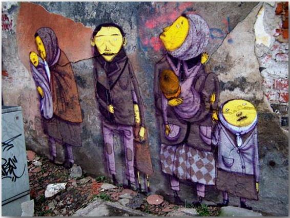 Otavio и Gustavo Pandolfo_Os Gemeos_street-art_10