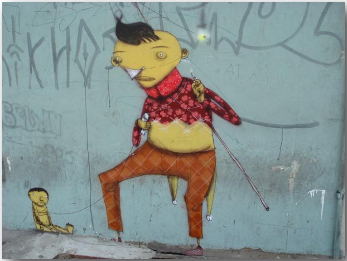 Otavio и Gustavo Pandolfo_Os Gemeos_street-art_11