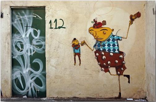 Otavio и Gustavo Pandolfo_Os Gemeos_street-art_14