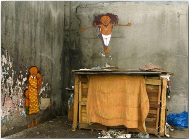 Otavio и Gustavo Pandolfo_Os Gemeos_street-art_16