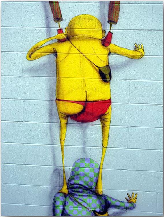 Otavio и Gustavo Pandolfo_Os Gemeos_street-art_20