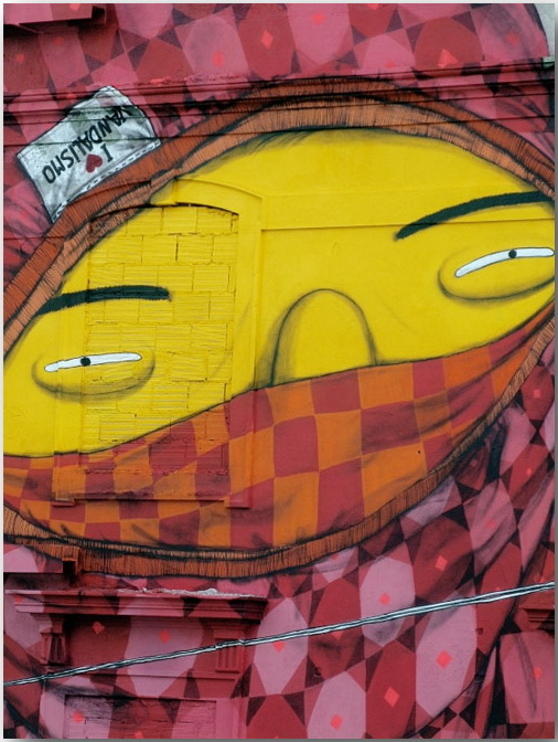 Otavio и Gustavo Pandolfo_Os Gemeos_street-art_21