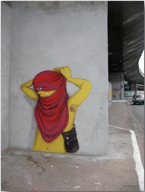 Otavio и Gustavo Pandolfo_Os Gemeos_street-art_22