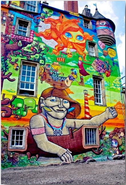 Otavio и Gustavo Pandolfo_Os Gemeos_street-art_23