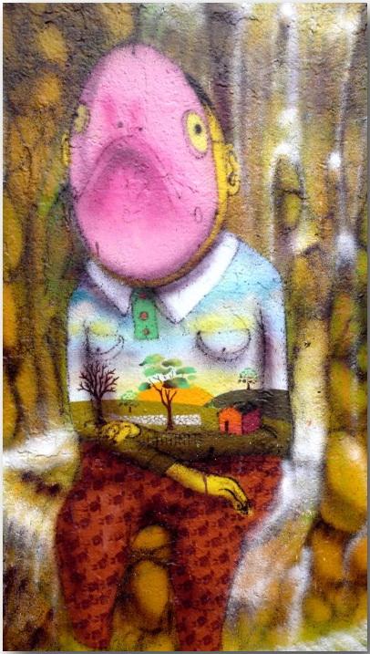 Otavio и Gustavo Pandolfo_Os Gemeos_street-art_25