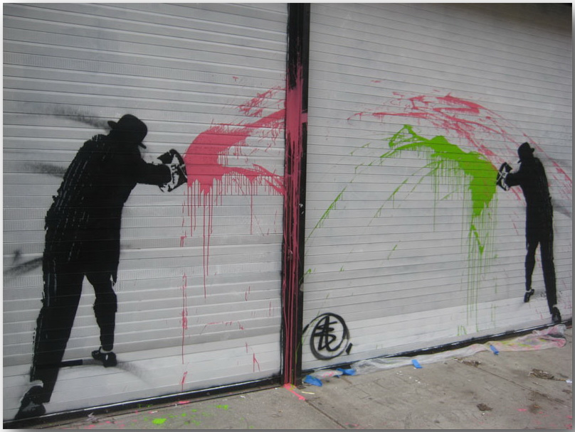 Ник Уокер ( Nick Walker)_street-art_01
