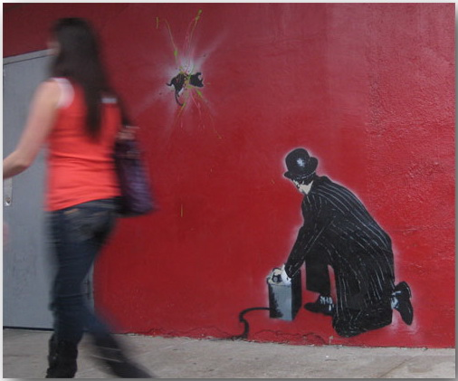 Ник Уокер ( Nick Walker)_street-art_07