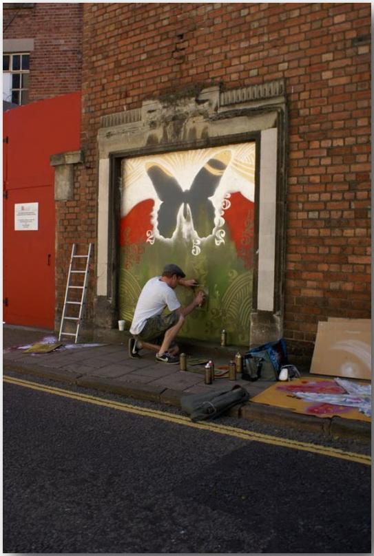 Ник Уокер ( Nick Walker)_street-art_09