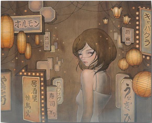 Одри Кавасаки (Audrey Kawasaki)_art_02