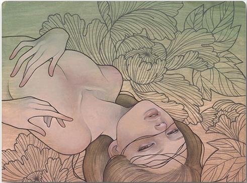 Одри Кавасаки (Audrey Kawasaki)_art_04