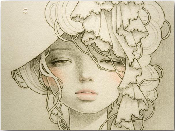 Одри Кавасаки (Audrey Kawasaki)_art_06