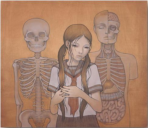 Одри Кавасаки (Audrey Kawasaki)_art_08