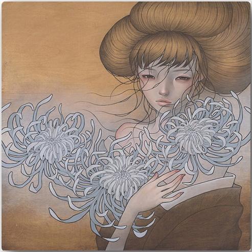 Одри Кавасаки (Audrey Kawasaki)_art_09