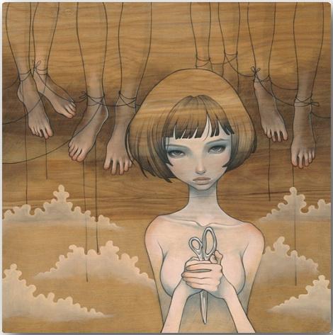 Одри Кавасаки (Audrey Kawasaki)_art_15