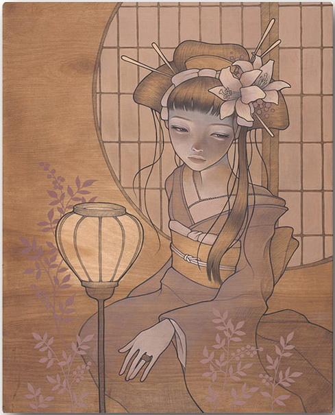Одри Кавасаки (Audrey Kawasaki)_art_17