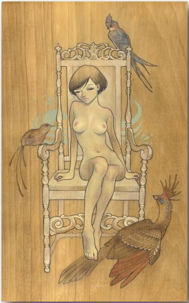 Одри Кавасаки (Audrey Kawasaki)_art_21