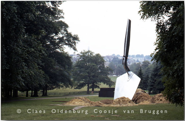Клас Ольденбург (Claes Oldenburg)_sculptures_15