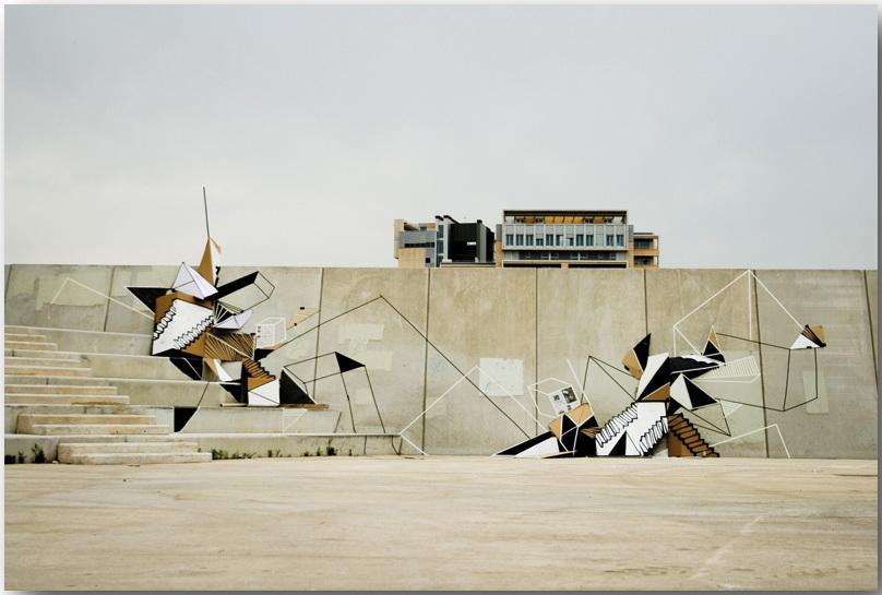 Клеменс Бер (Clemens Behr)_installation_09
