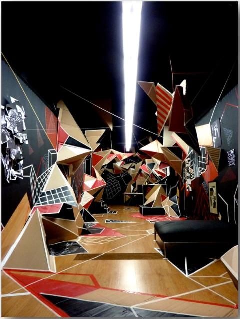 Клеменс Бер (Clemens Behr)_installation_10