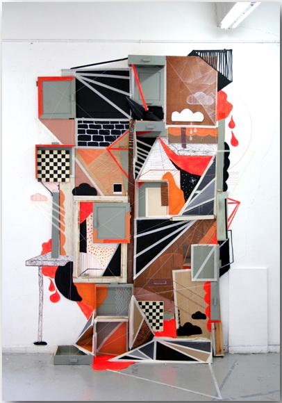 Клеменс Бер (Clemens Behr)_installation_12
