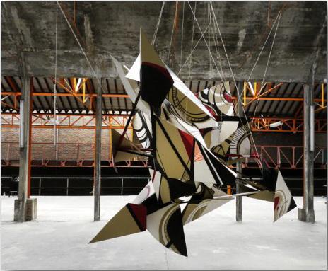 Клеменс Бер (Clemens Behr)_installation_17