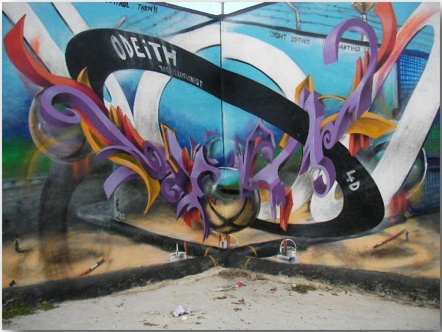 Odeith, райдер из гетто Кова Мора_Street-art_01