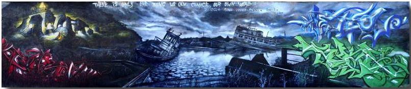 Odeith, райдер из гетто Кова Мора_Street-art_13