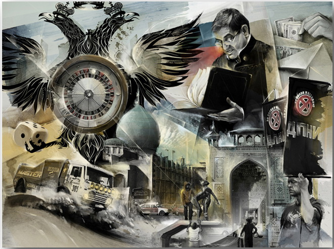 Алексей Курбатов_Иллюстрации_09