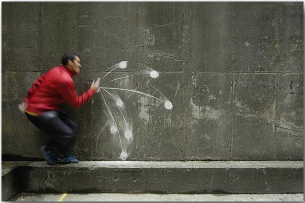 Yo – Yo_Робин Род (Robin Rhode)_Street art_05