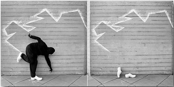 Робин Род (Robin Rhode)_Street art_07