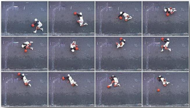 He Got Game_Робин Род (Robin Rhode)_Street art_24