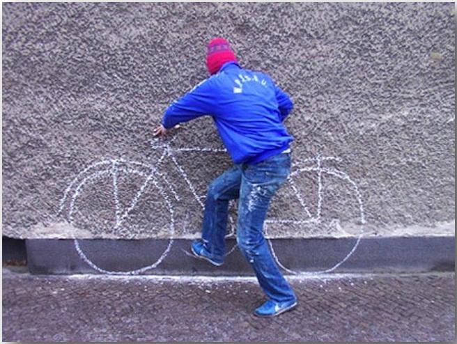 Робин Род (Robin Rhode)_Street art_25