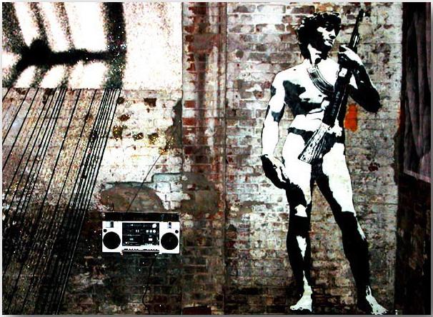 Ксавье Пру (Xavier Prou)_Blek Le Rat_Street-art_10