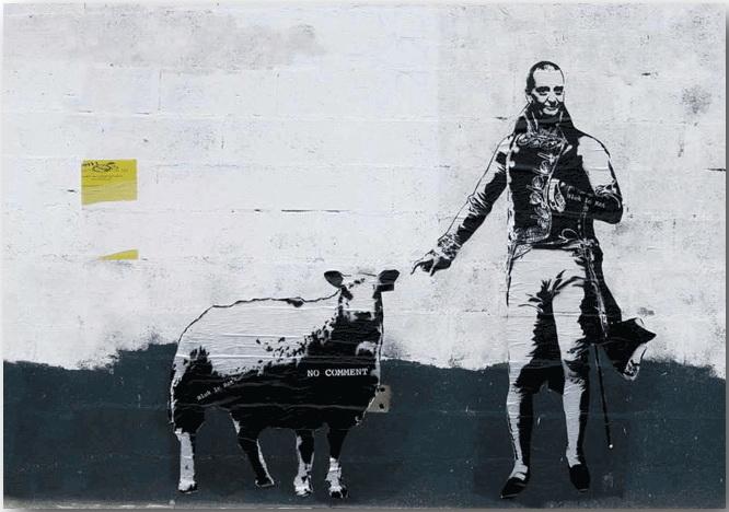 Ксавье Пру (Xavier Prou)_Blek Le Rat_Street-art_11