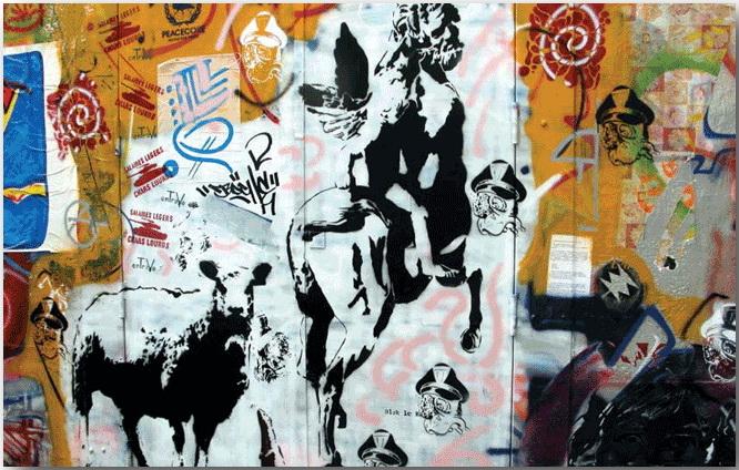 Ксавье Пру (Xavier Prou)_Blek Le Rat_Street-art_16
