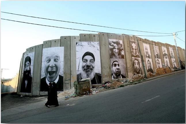 JR и его искусство без границ_Street art_02