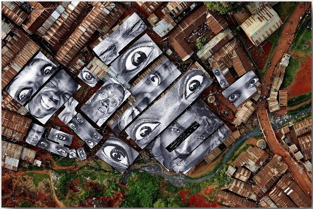 JR и его искусство без границ_Street art_08