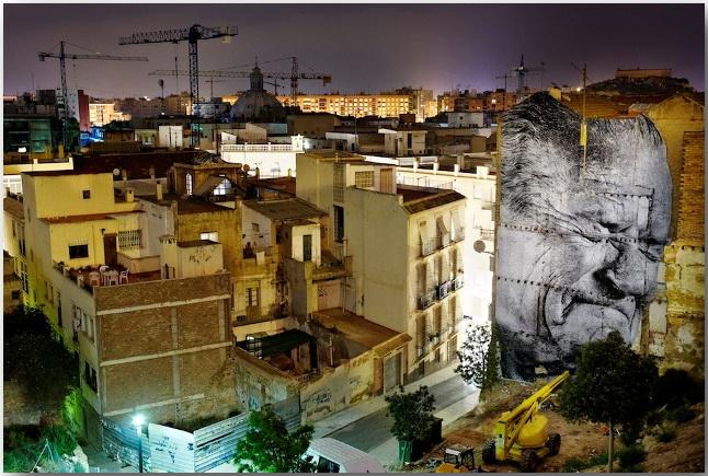 JR и его искусство без границ_Street art_09