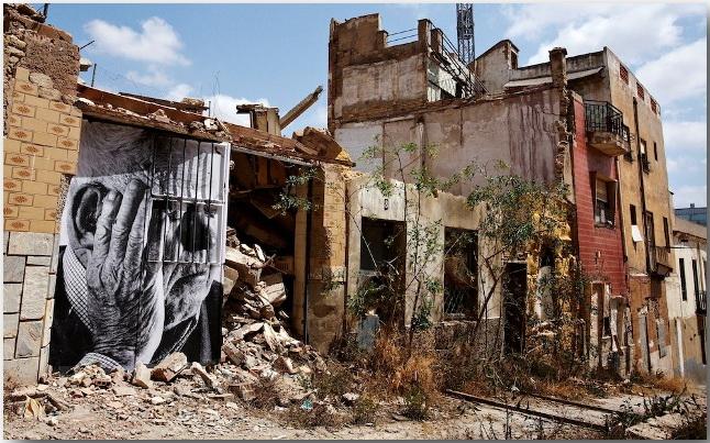 JR и его искусство без границ_Street art_14