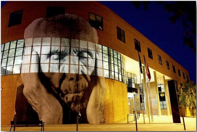 JR и его искусство без границ_Street art_15