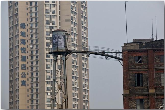 JR и его искусство без границ_Street art_20