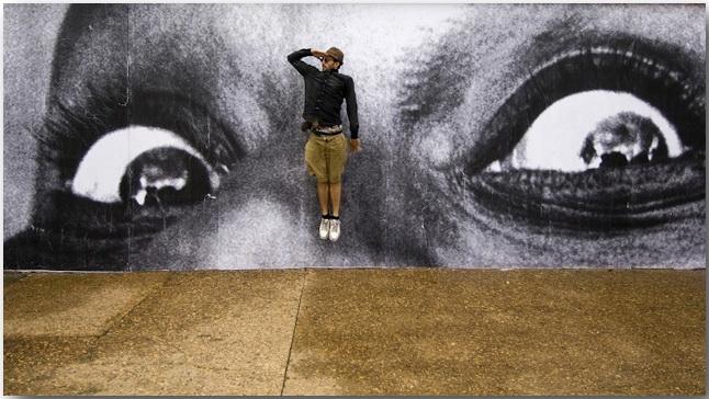 JR и его искусство без границ_Street art_21