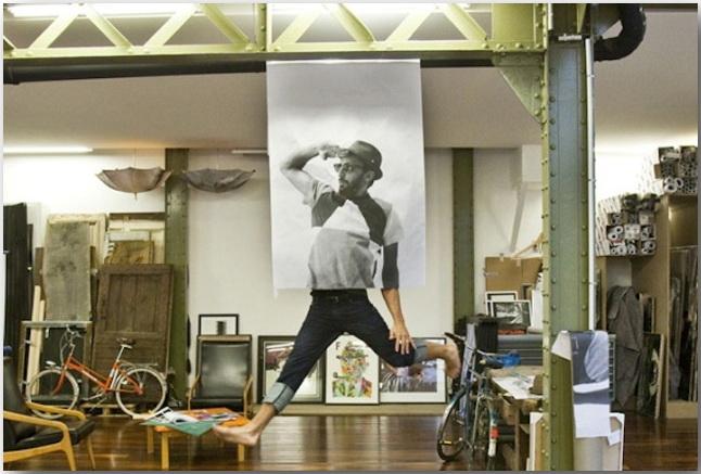 JR и его искусство без границ_Street art_22