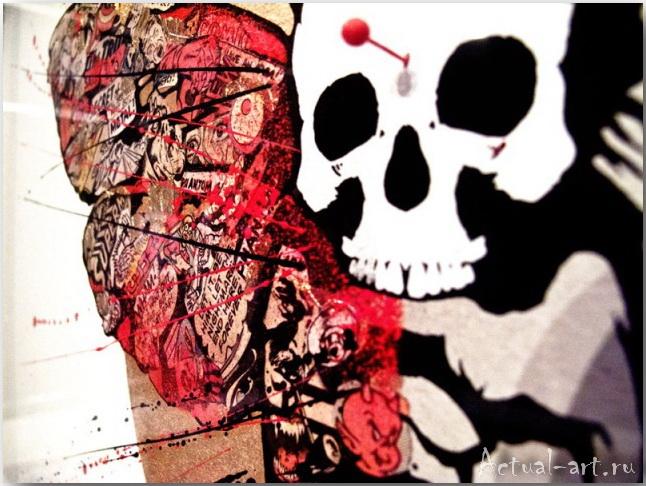 Внутренние демоны (Inner Demons) картины художника Meggs_art_04