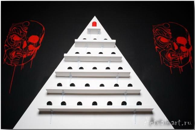 Внутренние демоны (Inner Demons) картины художника Meggs_art_05
