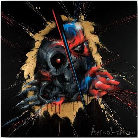 Внутренние демоны (Inner Demons) картины художника Meggs_art_14