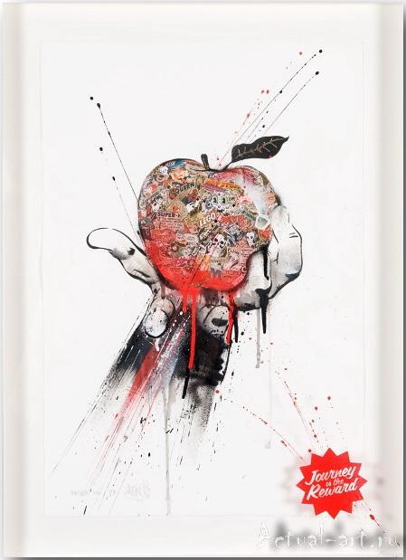 Внутренние демоны (Inner Demons) картины художника Meggs_art_15